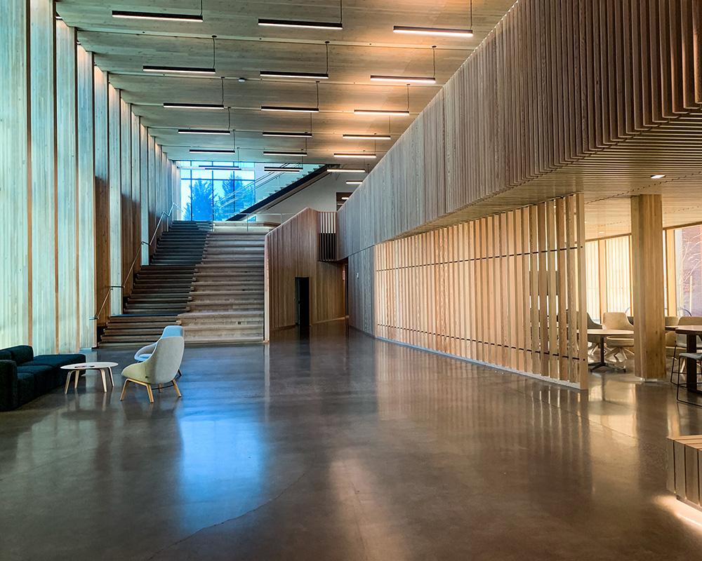 Roseburg Forest Products Atrium