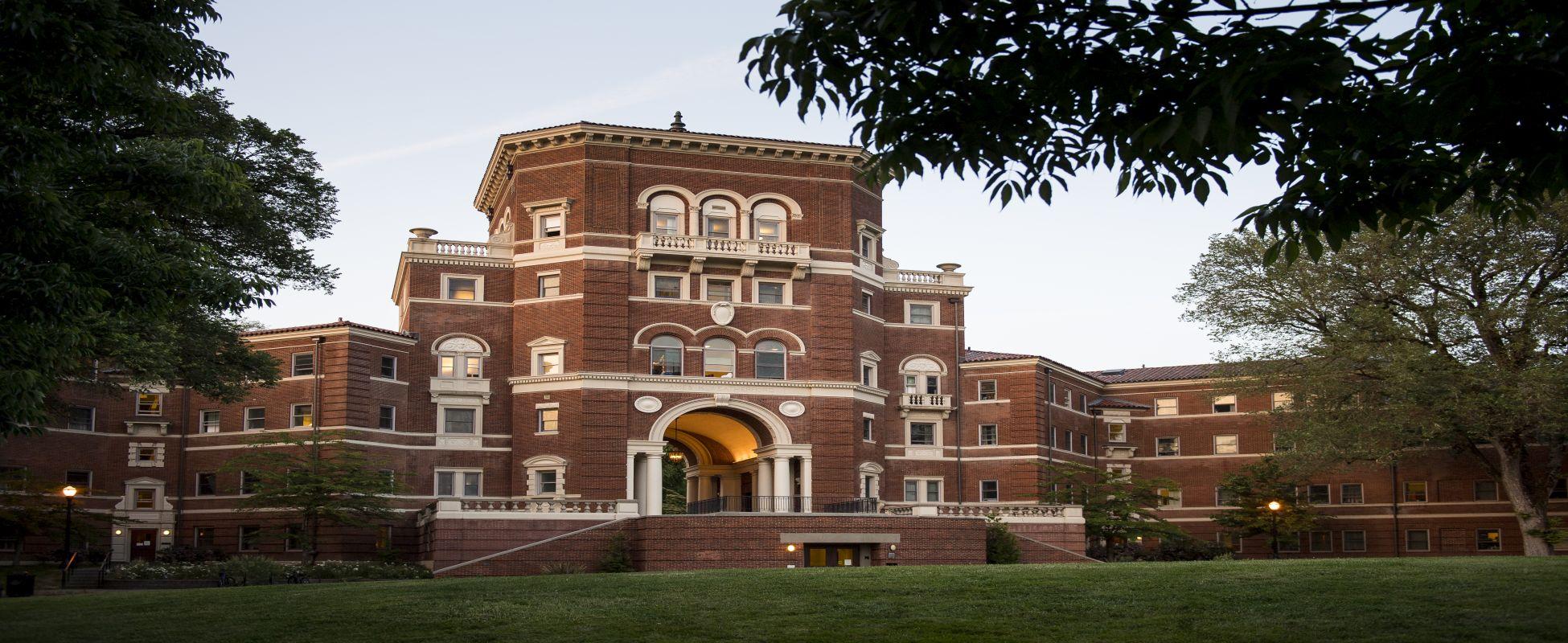 OSU - Weatherford Hall